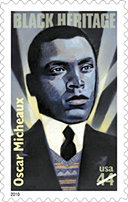 Black Heritage series: Oscar Micheaux, pioneering film maker